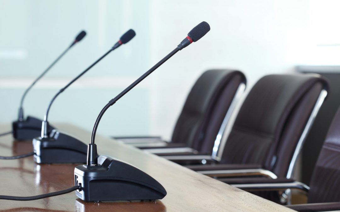 August Board Meeting