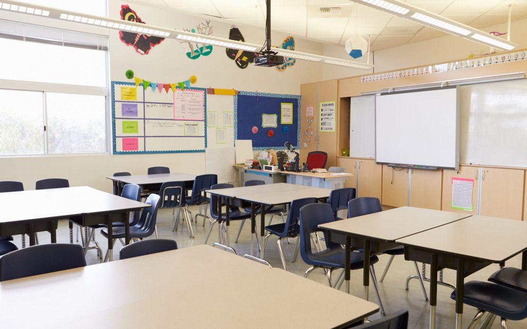 School Closed for Labor Day